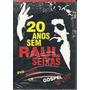 Cd E Dvd Raul Seixas-20 Anos Sem Raul Seixas-novo E Lacrado