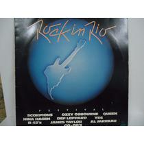 Lp Rock In Rio1 -1984- By Trekus Vintage