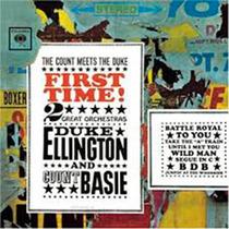 Lp Duke Ellington Count Basie - The Count Meets Th