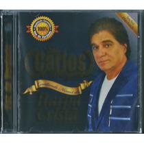 Cd Carlos Moyses Cantando Hinos Da Harpa [bônus Playback]