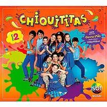 Cd Chiquititas - Vol 2 (usado-otimo)