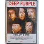 Dvd - Deep Purple - New, Live & Rare Vol 2