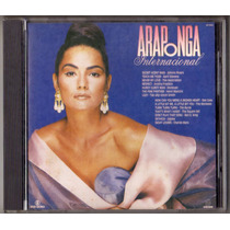 Cd Araponga Internacional - Cd Original - Novela Rede Globo
