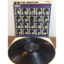 Lp The Beatles - A Hard Day