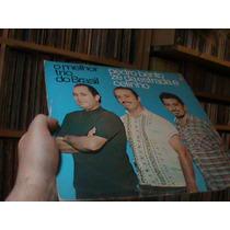 Lp -m Pedro Bento Zé Da Estrada Celinho - Melhor Trio