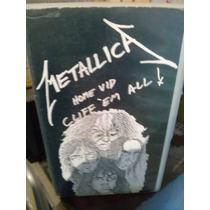 Vhs Show Metalica.