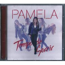 Cd Pamela - Tempo De Sorrir * Original