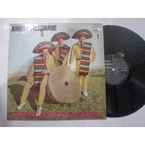 Lp - Pedro Bento E Zé Da Estrada / Amor E Felicidade/1970