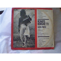 Lp Disco Vinil Renato Borghetti Gaita Ponto 1984