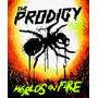 Dvd+cd-the Prodigy-live-world´s On Fire-digipak Em Otimo Est