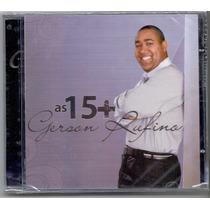 Cd Gerson Rufino - As 15 + - Novo***