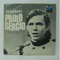 Compacto Vinil Paulo Sérgio - Benzinho - 1972 - Copacabana