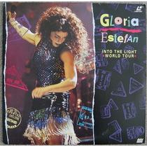 Ld (laserdisc) Gloria Estefan - Into The Light - Word 1991
