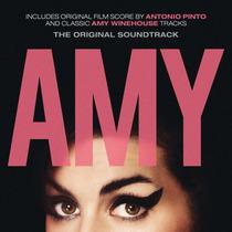 Cd - Amy - Trilha Sonora Do Filme Amy Winehouse - Lacrado
