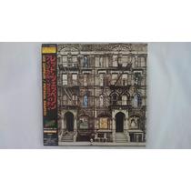 Led Zeppelin - Physical Graffiti Mini Lp Japonês