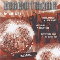 Cd Discoteque Vol. 1 20 Grandes Sucessos Original