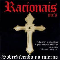 Cd- Racionais Mc ,s - Sobrevivendo No Inferno - Original