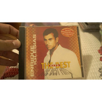 Cd Enrique Iglesias The Best Hits