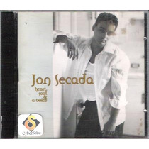 Cd Jon Secada Heart Soul & A Voice