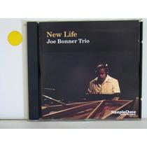 Cd - Joe Bonner Trio - New Life - Importado