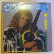 Lp Cid Guerreiro Guitarra Axe Mt Bom Est. C/ Encarte
