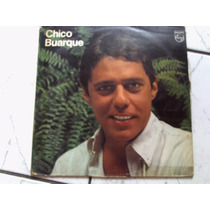 Lp Vinil Chico Buarque - Philips - 1978