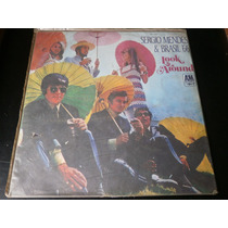 Lp Sergio Mendes & Brasil 66 - Look Around, Vinil Raro 1968