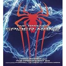 Spider Man 2: The Amazing (duplo) Score/ost (homem-aranha)