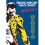 Freddie Mercury Tribute Concert Dvd-novo-lacrado-importado