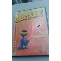Dvd Karaoke Multioke Zeca Pagodinho Novo