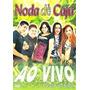Dvd Noda De Caju Ao Vivo