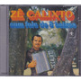 Zé Calixto - Cd Num Fole De 8 Baixos - Lacrado De Fábrica