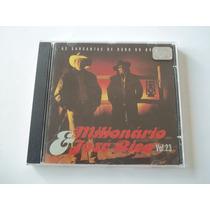 Milionário E José Rico - Cd Volume 23 - Ótimo Estado!!!!!