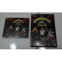 Cd E Dvd Companhia Do Calypso Vol.4 Alagoas Original + Frete