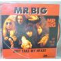 Cd Single Mr. Big (made In Japan) Frete Gratis