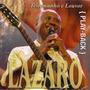 Cd Testemunho E Louvor (play Back) - Irmão Lázaro