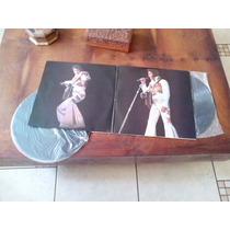 Kit Disco Vinil Elvis Presley 3 Discos (raridade)