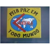Cd Cólera - Pela Paz Em Todo Mundo - Digipack