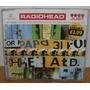 Cd Single Radiohead Just, Planet Telex (karma Sunra Mix) Uk