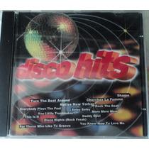 Disco Hits ( Cd ) - Coletânea Flash Back