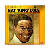 Lp Vinil Saudade De Nat King Cole Frete Grátis!
