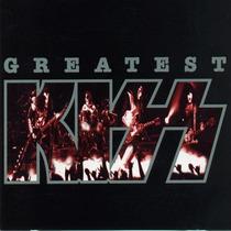 Cd Greatest Kiss Hits Hard Rock Heavy Metal Pop