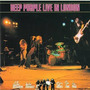 Deep Purple Live In London Vinil Em Excelente Estado