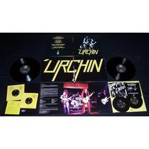Urchin Get Lp Com Adrian Smith E Dave Murray Do Iron Maiden