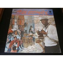 Lp Nat King Cole Español, Canta Boleros, Disco Vinil, 1985