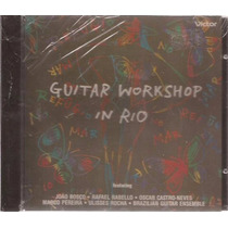 Cd Guitar Workshop In Rio - João Bosco - Rafael Rabello