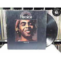 Lp Gilberto Gil Realce 1979 Capa Dupla - Veja O Video - Ea