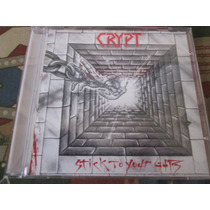 Cd Imp Crypt - Stick To Your Gutz (mordred Exumer Armistice)