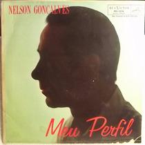 Lp / Vinil Mpb: Nelson Gonçalves - Meu Perfil - 1960