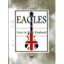 Dvd - Eagles - Live In New Zealand - Lacrado